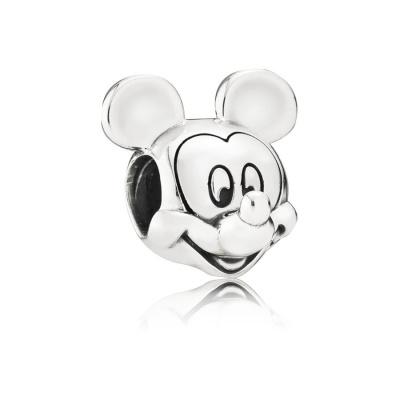 Pandora 925 Sterling Zilveren Disney Mickey Bedel 791586