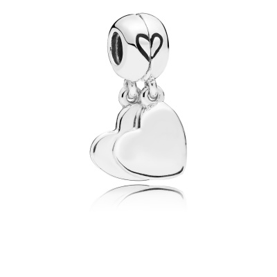 Pandora Moments 925 Sterling Zilveren Mother And Son Bedel 797777EN16