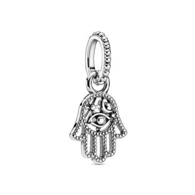 Pandora Passions 925 Sterling Zilveren Hamsa hand Bedel 799144C00