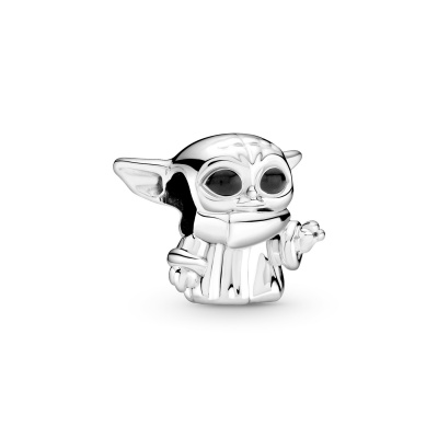 Pandora Disney 925 Sterling Zilveren Star Wars The Child Bedel 799253C01