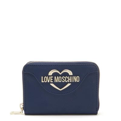 Love Moschino Navy Ritsportemonnee JC5663PP0DKD0751