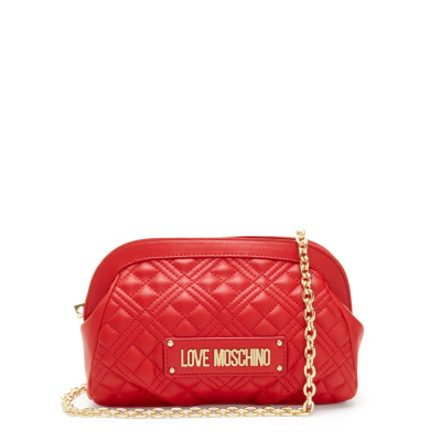 Love Moschino Rosso Crossbody Tas JC4012PP0DLA0500