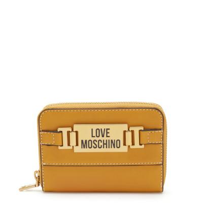 Love Moschino Mostard Ritsportemonnee JC5609PP0DKB0410