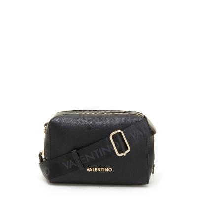Valentino Bags Pattie Nero Crossbody Tas VBS52901GNERO