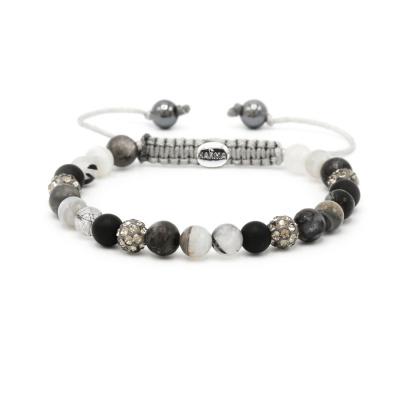 Karma Spiral Fairy Tale Armband 83477 (Lengte: 17.50-19 cm)