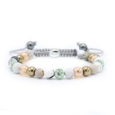 Karma Spiral Perfect Fit Armband 83713 (Lengte: 17.50 - 19.00 cm)