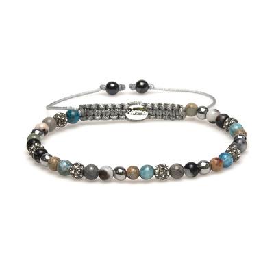Karma Sprial Fyne Armband 84279 (Lengte: 17.50-19.00 cm)