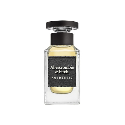 Abercrombie & Fitch Authentic Men Eau De Toilette Spray 50 ml