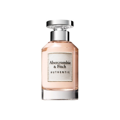 Abercrombie & Fitch Authentic Women Eau De Parfum Spray 100 ml