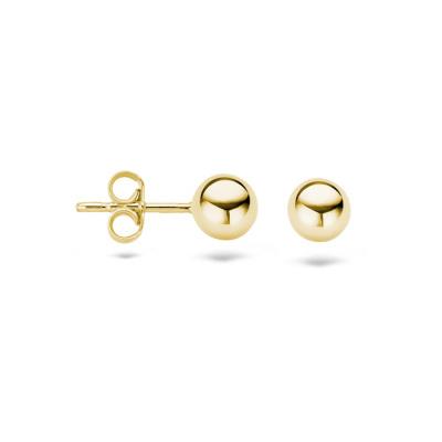 Blush 14 Karaat Gouden Oorbellen 7122YGO