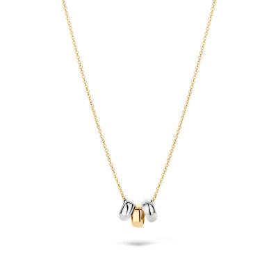 Blush 14 Karaat Gouden Ketting 3055BGO/42 (Lengte: 42.00 cm)