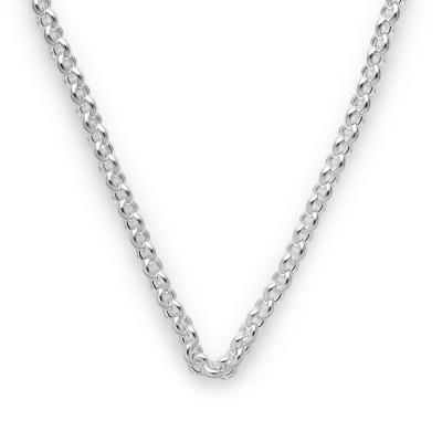 Selected Jewels Lynn Esmee 925 Sterling Zilveren Ketting SJ0210201