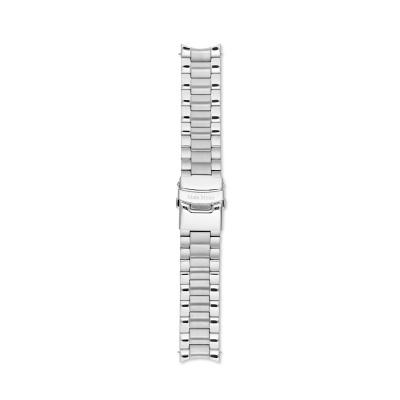 Mats Meier Strap 22mm Zilverkleurig MM40001