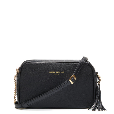 Isabel Bernard Honoré Lucie Black Crossbody IB26001