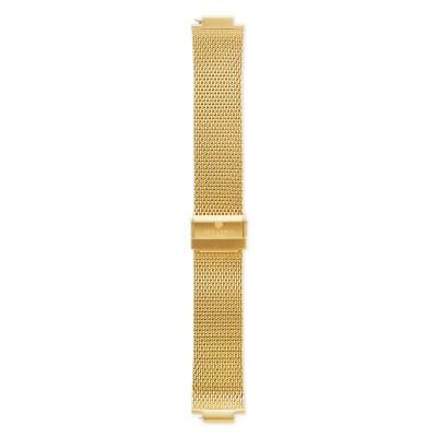 Sem Lewis Moorgate Mesh Strap 24mm Goudkleurig SL620006