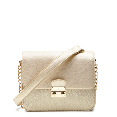 Violet Hamden Evening star Gold Crossbody VH25012