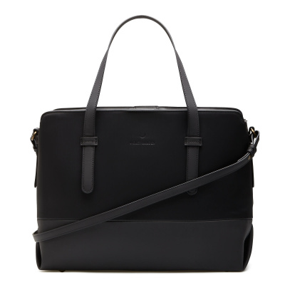 Violet Hamden Essential Bag Black Shopper VH25014