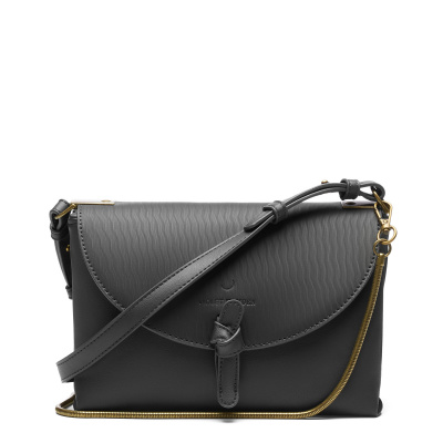 Violet Hamden Essential Bag Black Crossbody VH22007