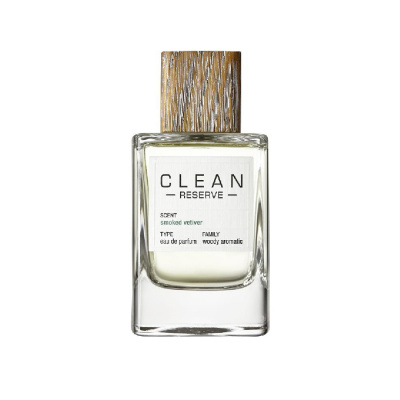 Clean Reserve Smoked Vetiver Eau De Parfum Spray 100 ml