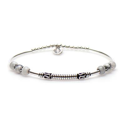 Karma Silver Bracelet Balistyle Armband 92267 (Lengte: 17.50-18.00 cm)