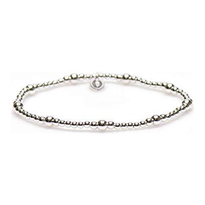Karma Silver Bracelet Balistyle Armband 92320 (Lengte: 17.50-18.00 cm)