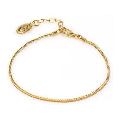 Karma Silver Goudkleurige Armband 94006 (Lengte: 16.50-19.00 cm)