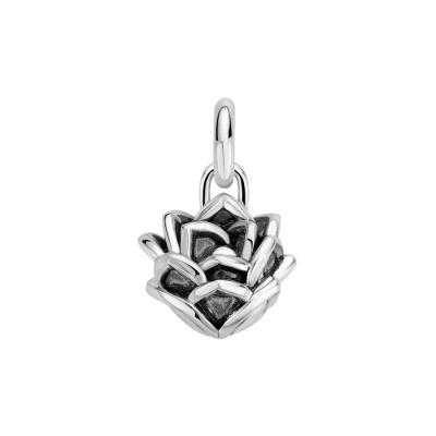Buddha to Buddha 664 XS Lotus Pendant Silver Hanger