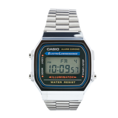 Casio A168WA-1YES horloge