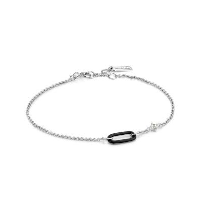 Ania Haie Bright Future 925 Sterling Zilveren Armband AH-B031-02H-K (Lengte: 18.50 cm)