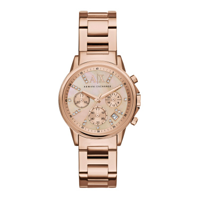 Armani Exchange Lady Banks horloge AX4326