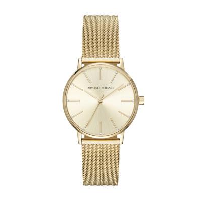 Armani Exchange Lola horloge AX5536