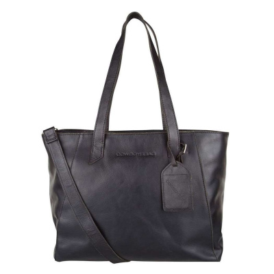 Cowboysbag Jenner Black Handtas 2144-000100