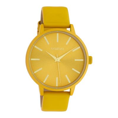 OOZOO Timepieces Geel horloge C10613