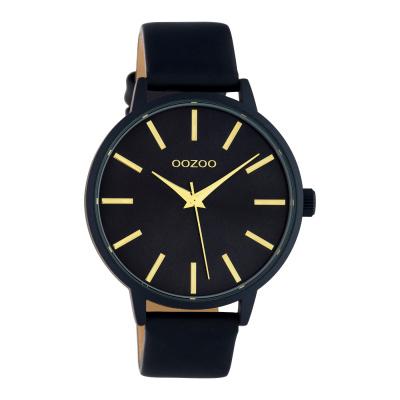 OOZOO Timepieces Zwart horloge C10619