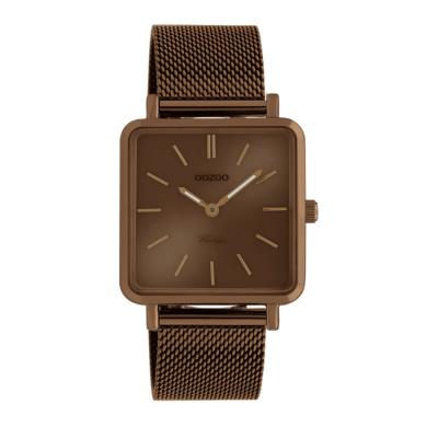 OOZOO Vintage Bruin horloge C20014 (29 mm)