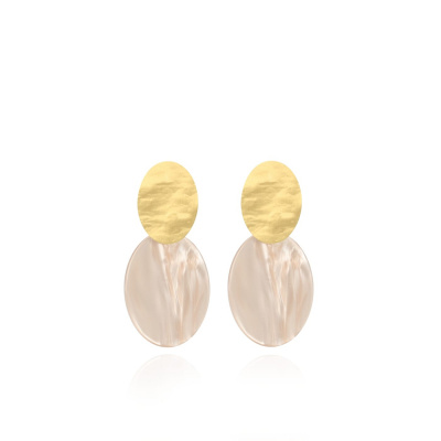 LOTT. gioielli 925 Sterling Zilveren Nude Oorbellen CERE657-G22655