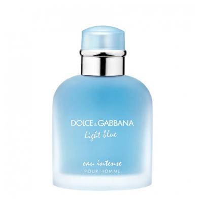 Dolce & Gabbana Light Blue Eau Intense Pour Homme Eau De Parfum Spray 50 ml