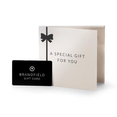 Brandfield Gift Card waarde €125,-