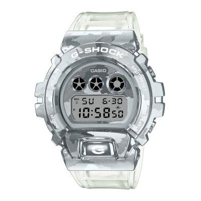 G-Shock Limited SeeThruCamo Chronograaf horloge GM-6900SCM-1ER