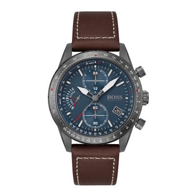 BOSS Pilot Edition Chronograaf horloge HB1513852