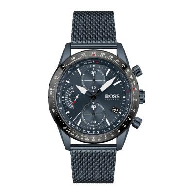 BOSS Pilot Edition Chronograaf horloge HB1513887