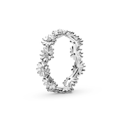 Pandora Stories 925 Sterling Zilveren Daisy Ring 198799C01