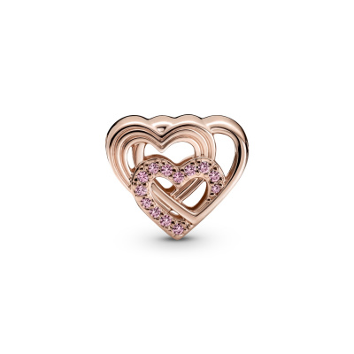 Pandora People Intertwined Love Hearts Bedel 789529C01