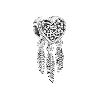 Pandora Passions 925 Sterling Zilveren Dreamcatcher Bedel 799107C00