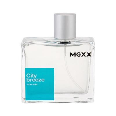 Mexx City Breeze For Him Eau De Toilette Spray 75 ml