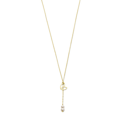 Isabel Bernard Belleville Noémi 14 Karaat Gouden Collier IB340079