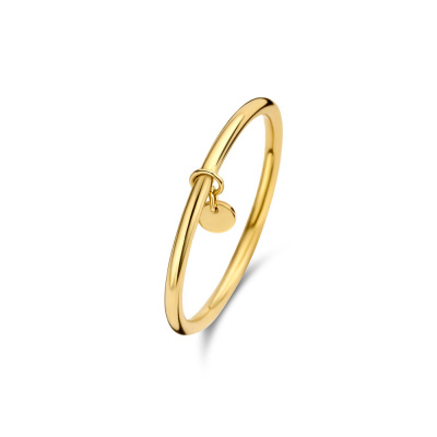 Isabel Bernard Belleville Ciana 14 Karaat Gouden Ring IB330014
