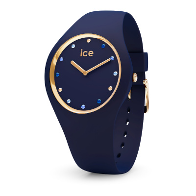 Ice-Watch Ice Cosmos Blauw horloge IW016301 (34 mm)