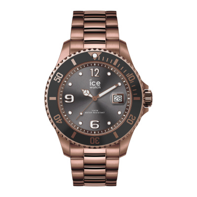 Ice-Watch ICE-Steel Bronskleurig horloge IW016767 (44 mm)