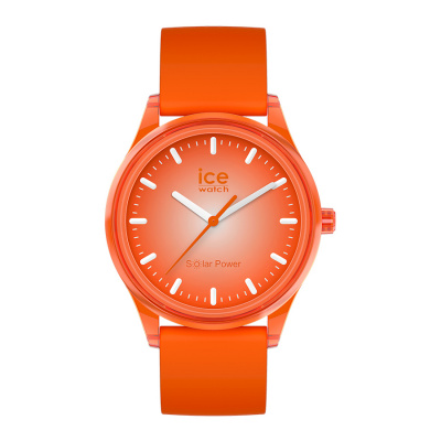 Ice-Watch Solar Power Oranje horloge IW017771 (40 mm)